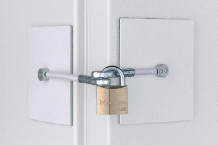Chest Freezer Lock 5 Color Options