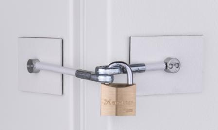 Refrigerator Locks