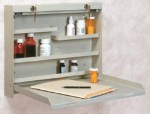 Medication Storage Cabinet Desk