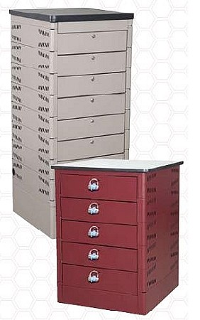 TekStak Personal Storage Lockers