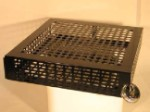 2U DVR Lockbox Security Enclosure Cage
