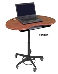 Adjustable Kidney Laptop Stand
